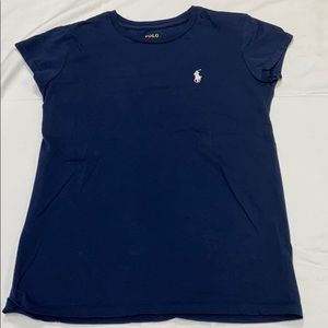 POLO Navy T Shirt